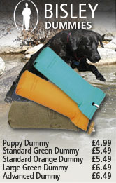 Bisley Dog Dummies