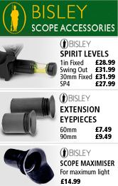 Bisley Scope Accessories