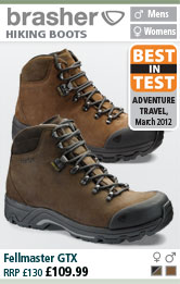 Brasher Fellmaster GTX Mans and Womens Walking Boots