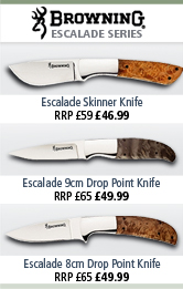 Browning Escalade Series Knives
