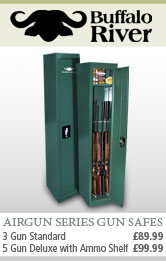 Buffalo River Airgun Gun Safes