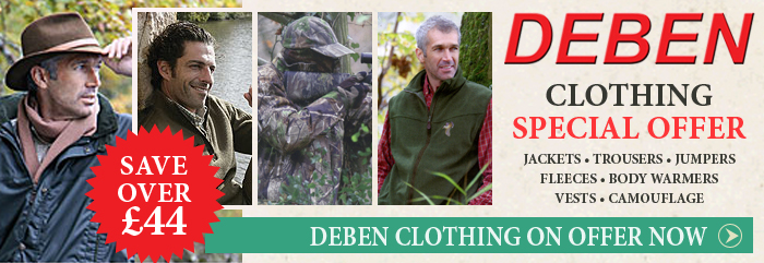 Deben Clothing Special Offer