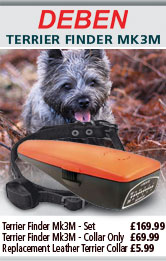 Deben Terrier Finder Mk3M
