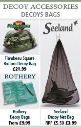 Decoy Accessories - Decoy Bags