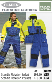 Fladen Scandia Flotation Jacket and Trousers