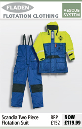 Fladen Two Piece Flotation Suit