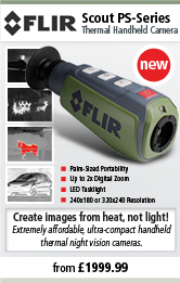 FLIR Scout Thermal Imaging Cameras