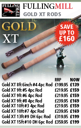 Fulling Mill Gold XT Fishing Rods