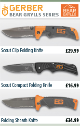 Gerber Bear Grylls Survival Equipment