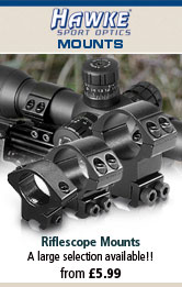 Hawke Riflescope Mounts