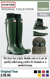 Hunter Original Tour Wellingtons
