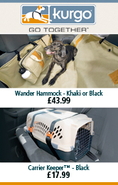 Kurgo Wander Hammock and Carrier Keeper