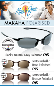 Maui Jim Makaha Polarised Sunglasses