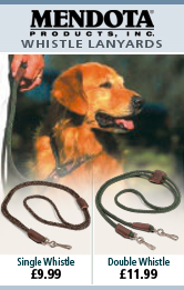 Mendota Dog Whistle Lanyards