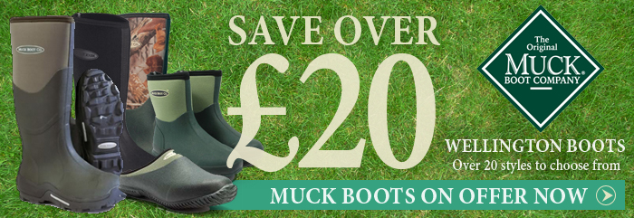 Muck Boot Company Wellington Special Offer