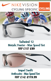 Nike Cycling Specific Tailwind 12 and Impel Swift Sunglasses
