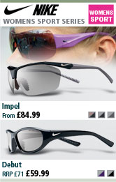 Nike Impel and Debut Sunglasses