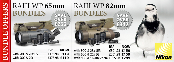 Nikon RAIII WP Bundle Offer