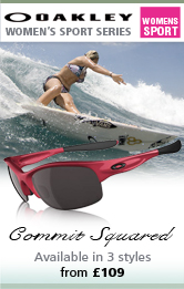 Oakley Women's Commit Squared Active Sunglasses