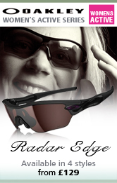 Oakley Women's Radar Edge Active Sunglasses