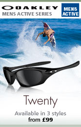 Oakley Twenty Men's Sunglasses