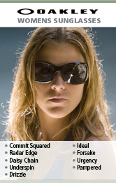 Oakley Women's 2012 Sunglasses Range