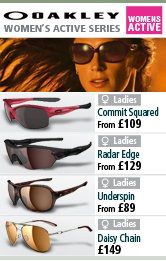 Oakley Women's Active Sunglasses New For 2012