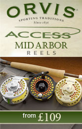 Orvis Access Mid Arbor Reels