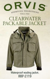 Orvis Clearwater Jacket