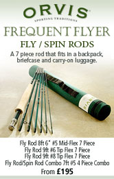 Orvis Frequent Flyer Rods