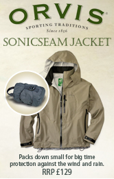 Orvis Sonicseam Jacket