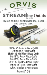 Orvis Stream Line Outfits