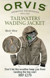 Orvis Tailwaters Wading Jacket