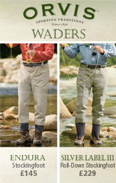 Orvis Waders