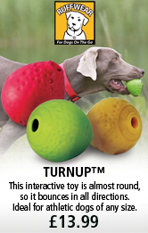 Ruffwear Turnup Dog Toy