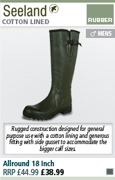 Seeland Allround 18 Inch Wellington Boots