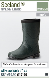 Seeland Allround Kids 9 Inch CS Wellington Boots