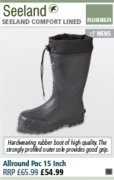 Seeland Allround Pac 15Inch Wellington Boot