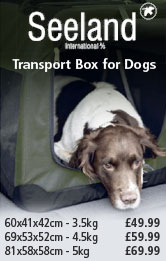 Seeland Dog Transport Box