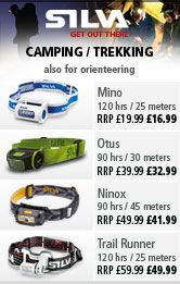 Silva Headlamps for Camping and Trekking