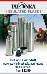 Tatonka Hit and Cold Stuff Insulated Flasks