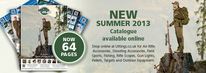 Uttings NEW Catalogue Winter 2012 / 2013