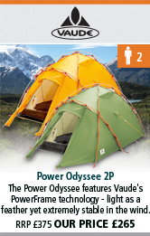 Vaude Power Odyssee Tents