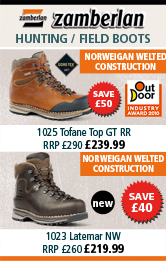 Zamberlan 1025 Tofane Top GT RR (Gore-Tex)  and Latemar NW Walking Boots