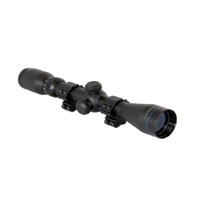 AGS Cobalt Redi-Mount 3-9x40 Rifle Scope