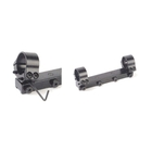 BSA 1 Piece Double Screw (Medium) Fully Adjustable Mount