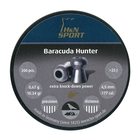 H&N Baracuda Hunter .177 Pellets x 200