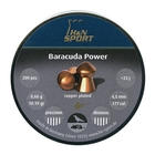 H&N Baracuda Power .177 Pellets x 200