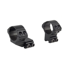 Hawke 2 Piece 30mm HIGH 9-11mm - Reach Forward 1 inch