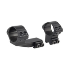 Hawke 2 Piece 30mm HIGH 9-11mm - Reach Forward 2 inch